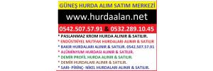 DEMİR HURDA ALIMI